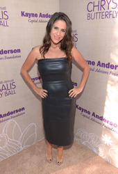 Soleil Moon Frye - Wears Black Leather At The 14th Annual Chrysalis Butterfly Ball In LA (6/6/2015)