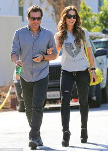 Kate Beckinsale - out in LA 9/28/13