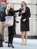 Блейк Лайвли, фото 4845. Blake Lively On the set of 'Gossip Girl' in Manhattan - March 5, 2012, foto 4845