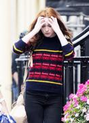 Карен Гиллан, фото 113. Karen Gillan shopping in London MAR-6-2012, foto 113