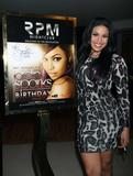 Жордин Спаркс, фото 412. Jordin Sparks Celebrates her Birthday at RPM Nightclub at Tropicana Hotel in Las Vegas - 07.01.2012, foto 412