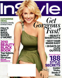 Katherine Heigl x6 Instyle October, 2010