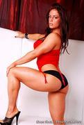 Кейтлин, фото 1. Kaitlyn - new WWE NXT Diva, photo 1