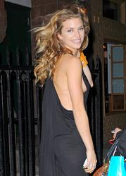 АннаЛинн МакКорд, фото 775. AnnaLynne McCord ''Love,Loss and What I Wore'' play, New York City, May 30*out and about in NYC, photo 775,