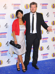 Конни Хак, фото 248. Konnie Huq British Comedy Awards - 16/12/11, foto 248