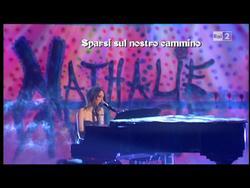 Nathalie - In Punta Di Piedi - X Factor Milan - 16th Nov 10