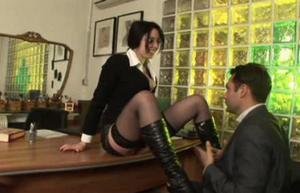 secretary boot