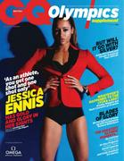 Jessica Ennis GQ Magazine August 2012 x5
