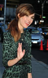 Rose Byrne | Arriving @ The Late Show with David Letterman in NYC | August 23 | 8 leggy pics