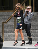 Stacy Ferguson | Out & about in NY | April 18 | 14 leggy pics