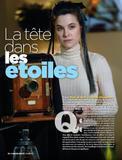 Caroline Dhavernas - Le Magazine Cineplex - October 2012 (x2)