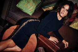 Alessandra Ambrosio-ale by Alessandra X Revolve Holiday 2016