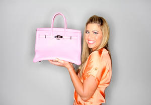 Paula Creamer 2011 For Her Photshoot x 9 (HQ & UHQ) Best Pink Panther Photoshoot EVER!