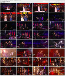 Lady Antebellum ~ Just a Kiss/Kiss ~ 2011 CMT Music Awards (HDTV 1080i)
